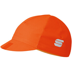 Sportful Bodyfit Pro Casquette de cyclisme, orange sdr fire red